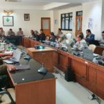 Foto: Rakor Pemanfaatan dan Target Pengembangan Kedelai Inovasi Balitbangtan di Gedung BB Biogen, Bogor.