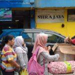Foto : Gelar Pasar Murah Yang Dilaksanakan oleh Kementerian Pertanian Untuk Menjaga Harga Stabil