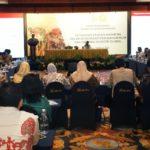 Foto. Rapat Koordinasi Mengenai Ketahanan Pangan Indonesia Dalam Menghadapi Perubahan Iklim dan Dinamika Ekonomi Global