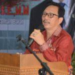 Foto. Anggota DPD, Christiandy Sanjaya Memuji Kinerja Kementrian Pertanian