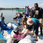 Foto : Gerakan Saluran Sungai Pembuangan Untuk Mengantisipasi Terjadinya Banjir Agar Tidak Meluap ke Lahan Pertanian
