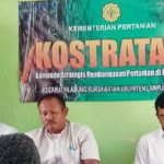 Foto : Penyuluh Kecamatan Abang Surakarta, Lampung Utara.