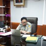 Foto : Sekretaris Jenderal Kementerian Pertanian Momon Rusmono.