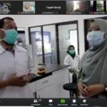 Foto : Kegiatan Praktik Langsung di Lab. Pelatihan Kultur Jaringan Melalui Elearningpuslatan.com