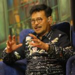 Foto: Menteri Pertanian RI, Syahrul Yasin Limpo.