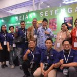 Foto : Acara Trubus Agro Expo 2019 yang Dihadiri oleh Dirjen Hortikultura Prihasto Setyanto Mewakili Menteri Pertanian Indonesia