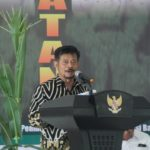 Foto : Menteri Pertanian Syahrul Yasin Limpo di Sulbar