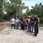 Foto: Uji coba drone oleh BPP Separi.