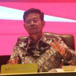 Foto : Mentan Syahrul Yasin Limpo, hadir sebagai narasumber pada Rapat Kerja seluruh perwakilan RI dengan Kememlu di Jakarta.