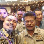 Foto : Mentan Syahrul Yasin Limpo bersama dengan Kadis kabupaten Tolitoli