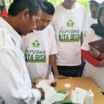 Foto : Bimbingan Teknis Untuk Para Penyuluh Pertanian Mengenai KostraTani