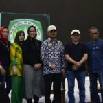 Foto : Menteri Pertanian, Syahrul Yasin Limpo Saat Menghadiri Kujang Fest 2020 di PT. Pupuk Kujang