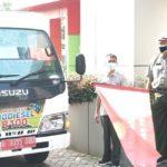 Foto : Kepala BKP Agung Hendriadi saat melaunching OP di TTIC Pasar Minggu