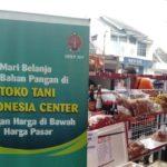 Foto : Pasar Mitra Tani Kementerian Pertanian di Yogyakarta
