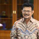 Foto : Menteri Pertanian Syahrul Yasin Limpo.